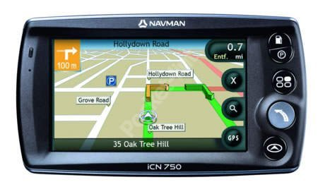 GPS Navman con servicio NavPix