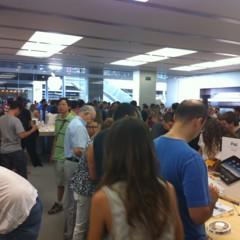 Foto 85 de 93 de la galería inauguracion-apple-store-la-maquinista en Applesfera