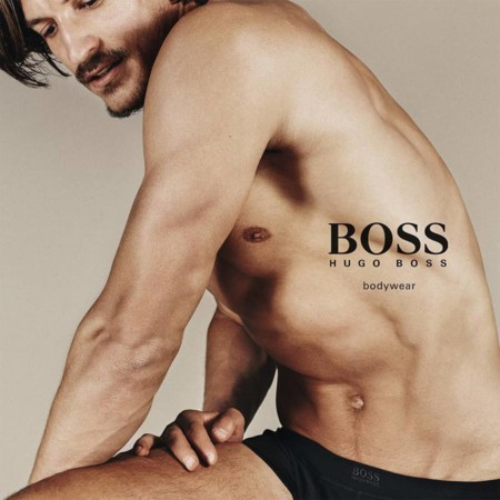 Jarrod Scott Hugo Boss Bodywear Campaign 001