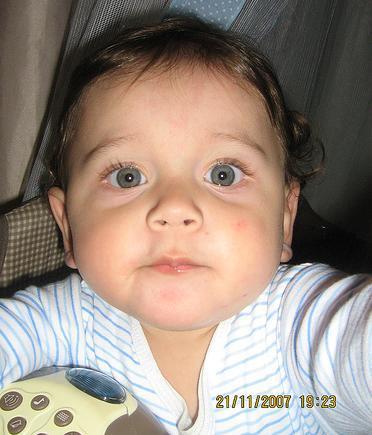 La foto de tu bebé: ¿me ves?