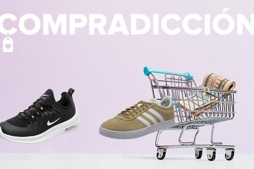 Chollos en tallas sueltas de zapatillas Nike, Reebok o Adidas por menos de 40 euros en Amazon