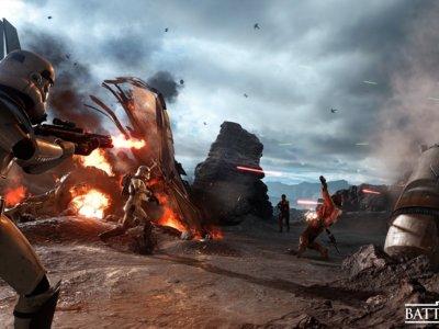 Star Wars: Battlefront permitirá jugar offline con su nuevo modo de juego Escaramuza