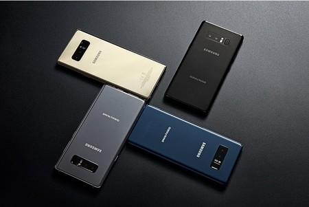 Galaxy Note 8 Precio Mexico