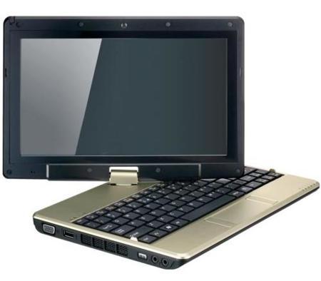 Gigabyte T1000, netbook con procesador Pinetrail
