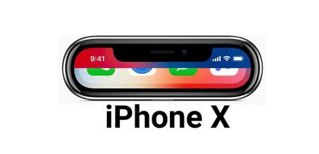 Sólo los marcos: así quedarían los marcos del iPhone X y otros smartphones reducidos a su mínima expresión