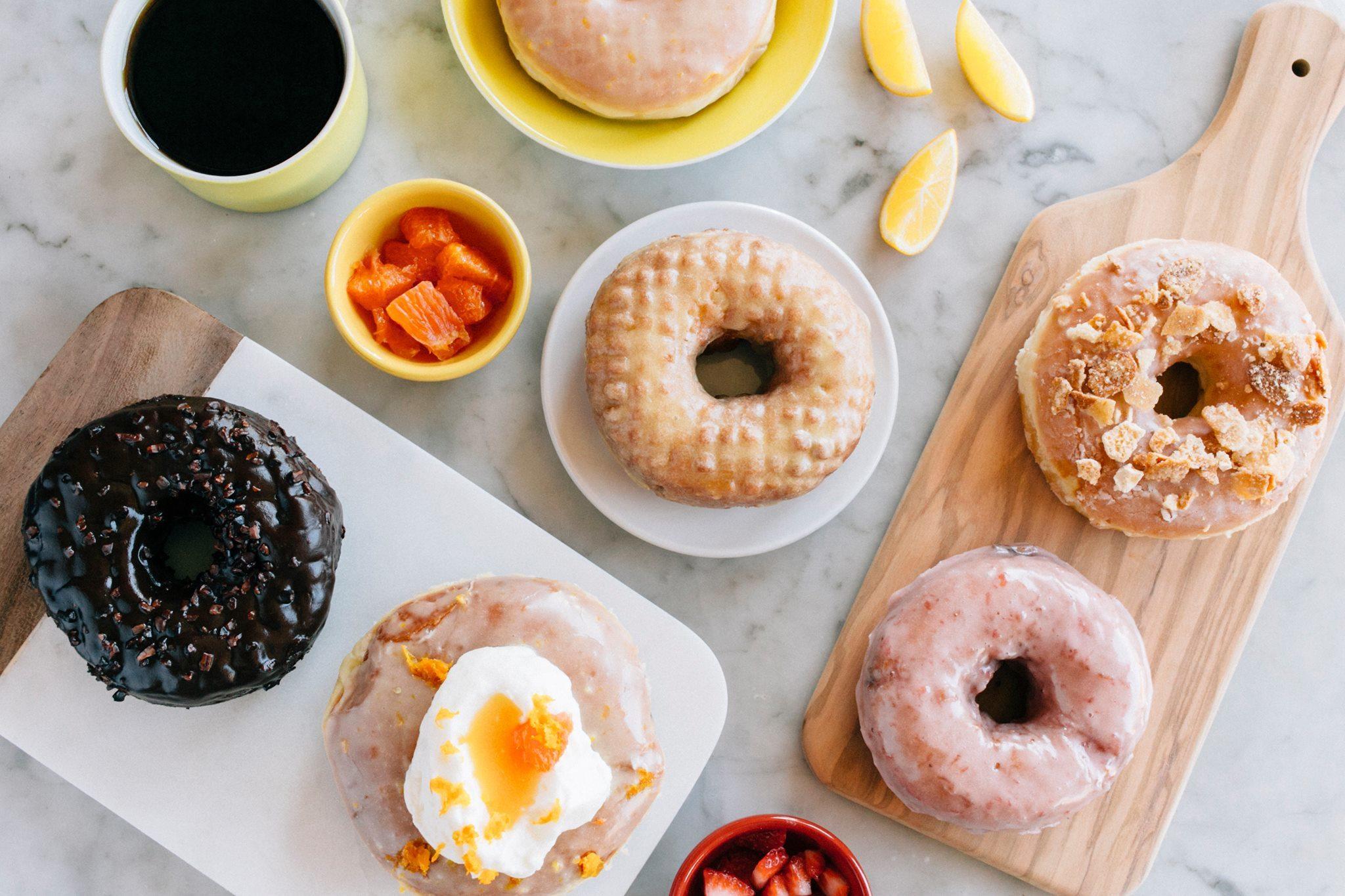 Foto de Sidecar Doughnuts & Coffee (12/23)