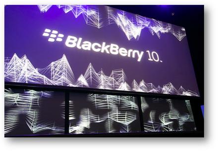BlackBerry 10 será presentado el próximo 30 de enero