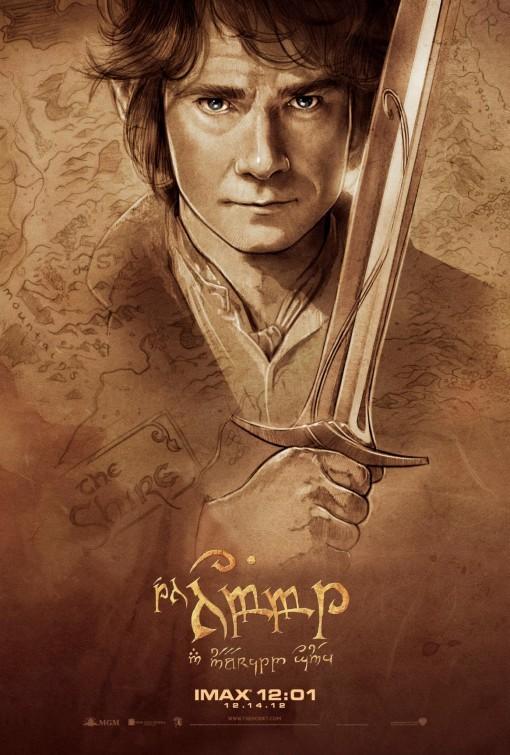 Foto de 'El hobbit: Un viaje inesperado', carteles (25/28)