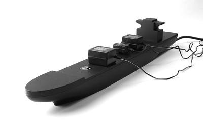 Barco portaenchufes