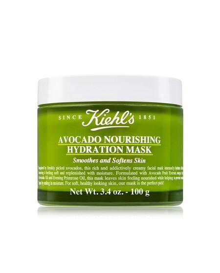 Mascarilla Facial Avocado Nourishing Hydration Mask Kiehl S