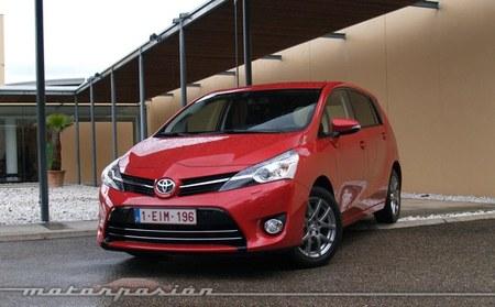 Toyota Verso 2013 presentación en Niza 13