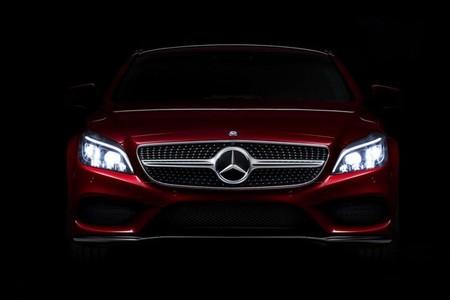 El Mercedes-Benz CLS 2014 nos hace ojitos