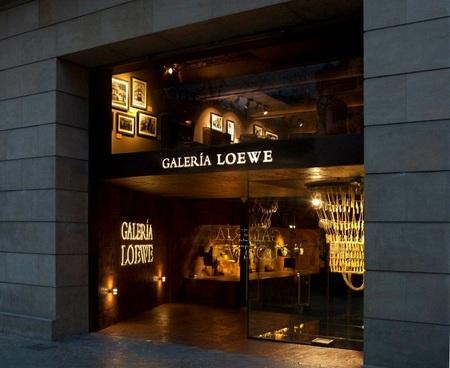 Galería Loewe de Barcelona, un recorrido por la historia de la marca