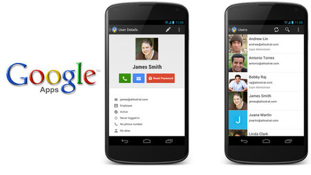 Google Admin, la nueva consola de administración para Google Apps en Android