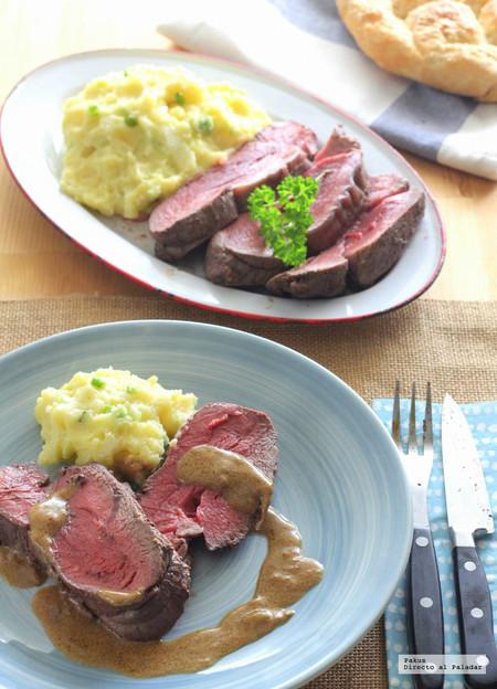 Las mejores salsas para acompañar carnes: la salsa española y sus derivadas
