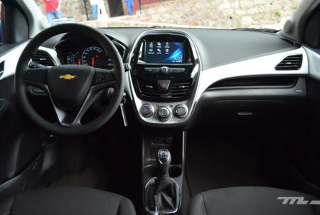 Manejamos El Chevrolet Spark Activ Tiene Sentido Ms All De La