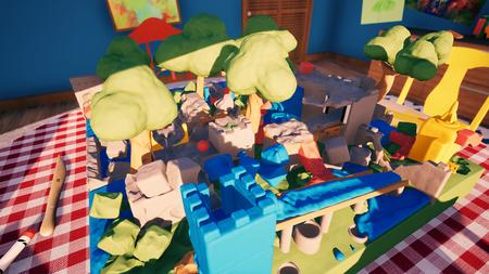 Anunciado Claybook, un videojuego de puzles formado únicamente por arcilla