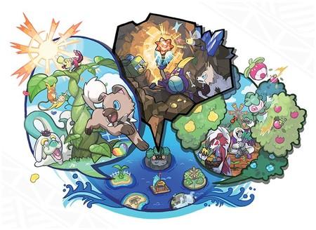 Pokemon Sol Luna Poke Resort