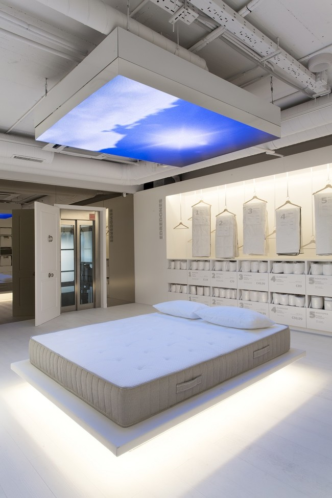 Ikea Temporary Dormitorios 8