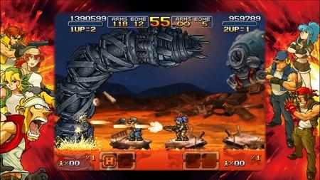 Metal Slug Xx 02