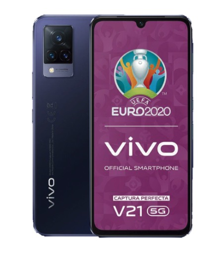 Vivo V21 5G 8 GB + 128 GB