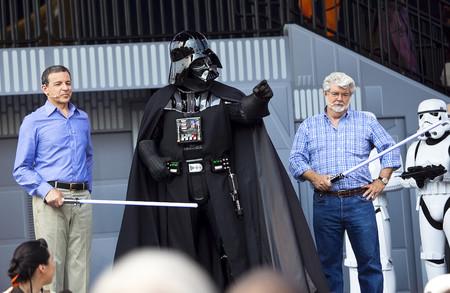 """""""No hay nada novedoso en ellas"""": el CEO de Disney desvela por qué a George Lucas no le gustaron las nuevas secuelas de 'Star Wars'"""