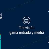 Mejor televisor de gama de entrada y media: vota en los Premios Xataka 2018