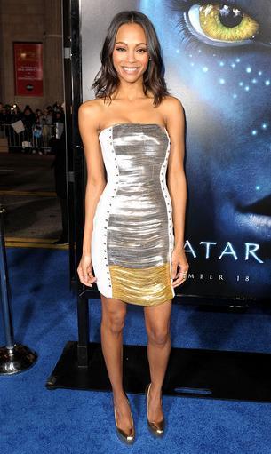 La actriz de Hollywood con más estilo de 2009 es...