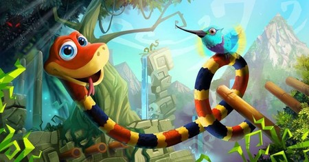 Snake Pass se deslizará por las consolas y PC a partir del 29 de marzo