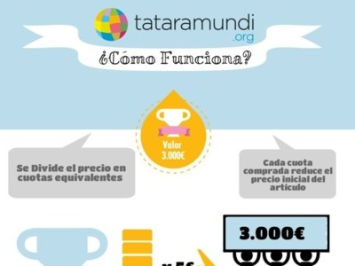¿Tienes una ilusión? Cúmplela con Tataramundi y ayuda a un fin solidario