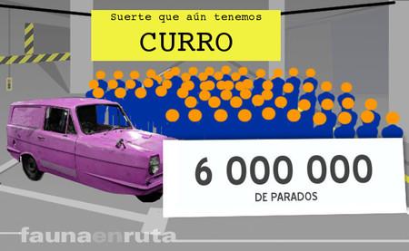 DGT - María Seguí - coches viejos - fauna en ruta