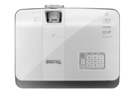 BenQ W1500, cine en casa sin cables