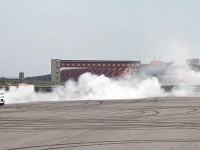 El KIA Stinger es una locura coreana y este video drifteando quiere demostrarlo