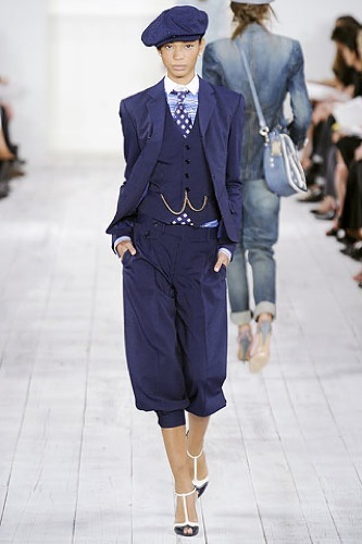 Ralph Lauren, Primavera-Verano 2010 en la Semana de la Moda de Nueva York VI