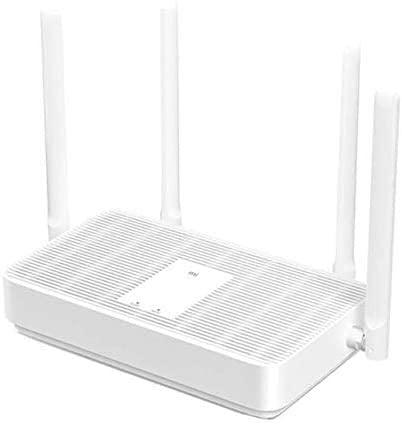 Enrutador Wi-Fi Xiaomi Mi Router AX1800, Qualcomm 5 Core Wi-Fi 6