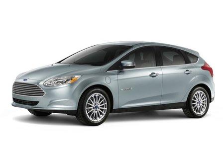 Los híbridos y eléctricos de Ford llegan a Europa: Focus, C-MAX y Mondeo