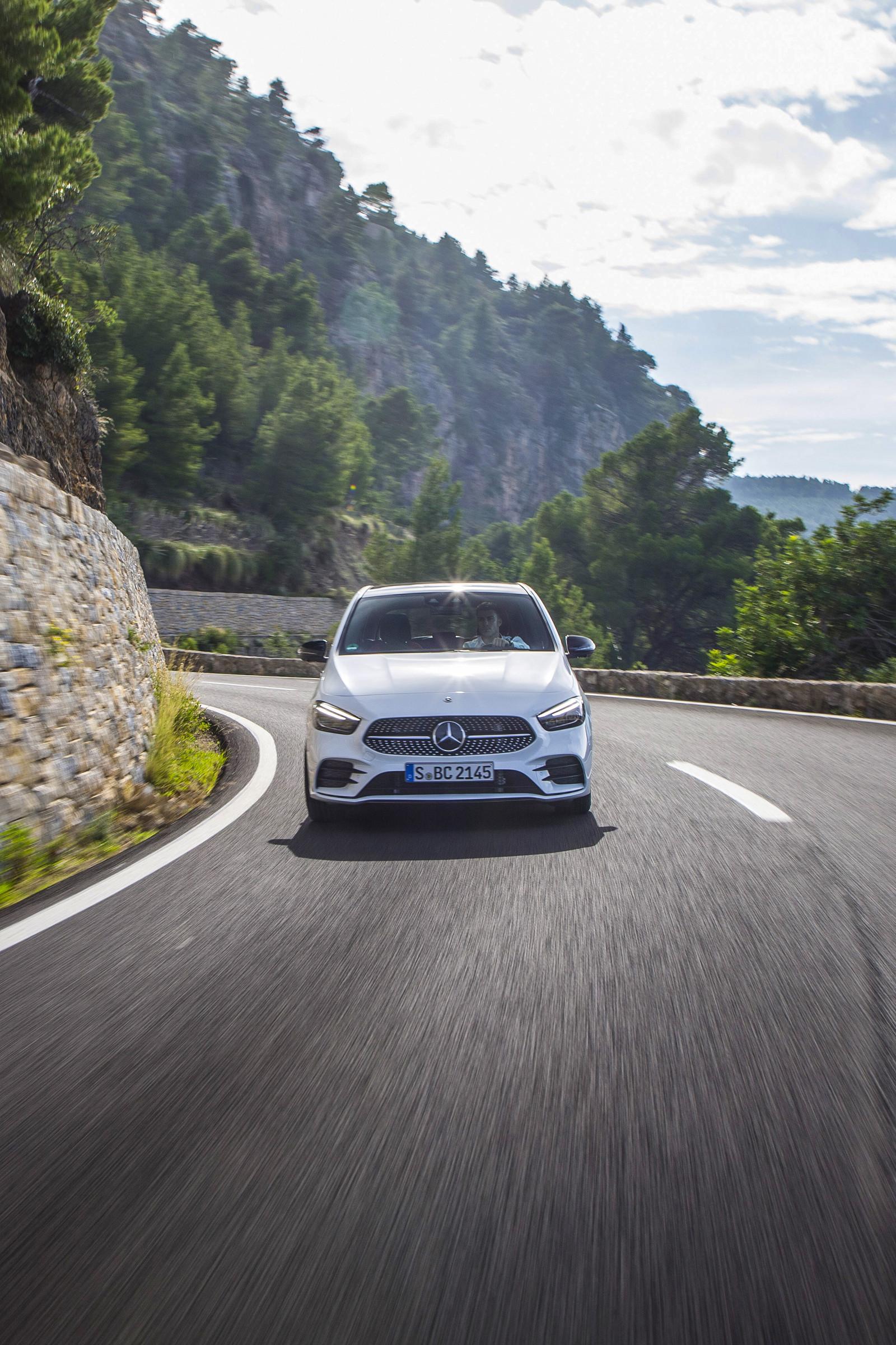 Foto de Mercedes-Benz Clase B 2019 (113/157)