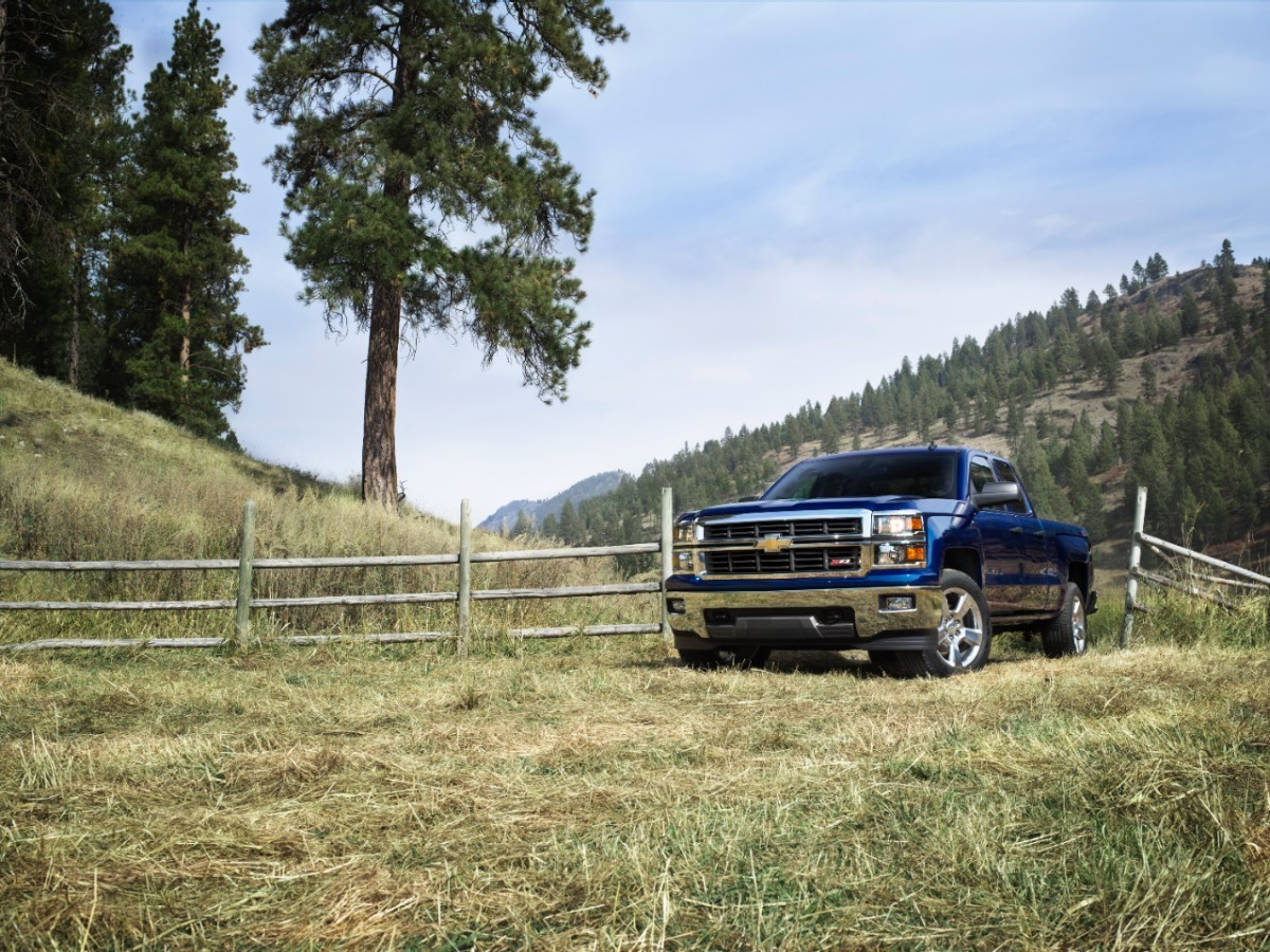 Foto de 2014 Chevrolet Silverado (1/39)