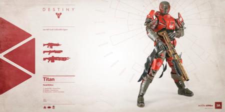 Destiny Titan Figura 2