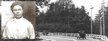 Así fue como en 1917 la doctora June McCarroll introdujo las marcas viales para mejorar la seguridad de las carreteras