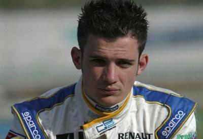 Sergio Hernández vuelve a la GP2