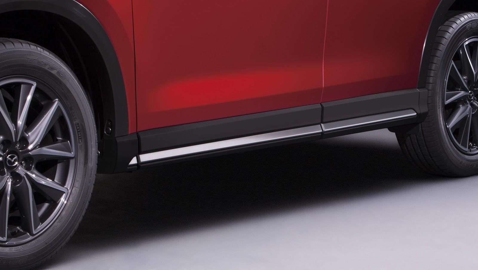 Foto de Accesorios para Mazda CX-3 - CX-5 (11/12)