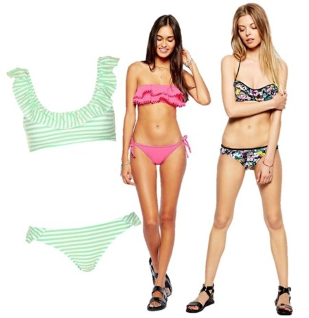 volantes bikinis 2014