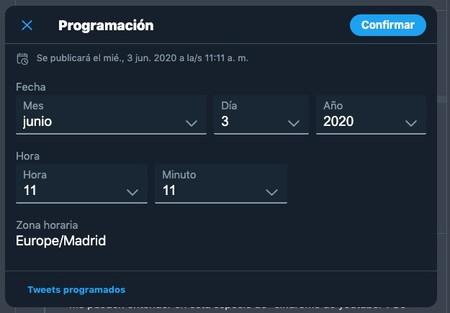 Tweets Mas Recientes Twitter