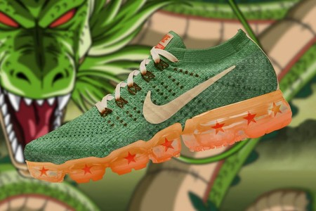 Dragon Ball Super Nike Air Vapormax Shenronjpg
