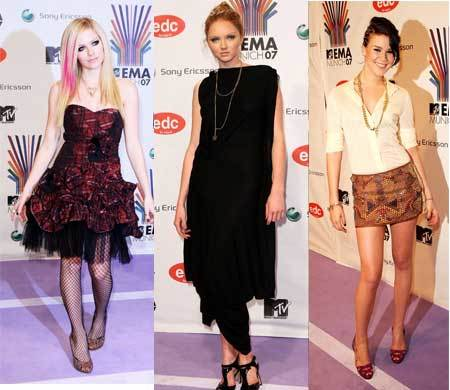 MTV EMA 2007