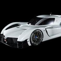 Toyota GR Super Sport Concept: un híbrido de 1.000 CV heredero del coche de Fernando Alonso en Le Mans