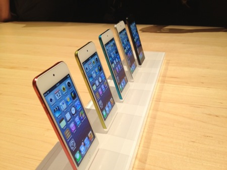 iPods touch nuevos front