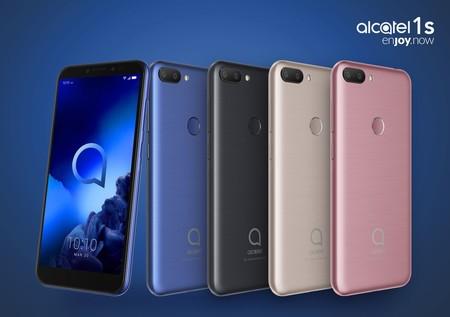 Alcatel 1s 2019 2