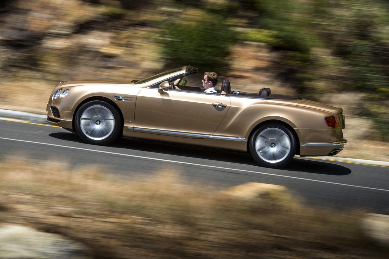 Foto de Bentley Continental 2015 (8/27)